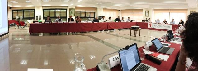 2016-07-02, Gemeinsame Vollversammlung der Leitungsräte 04