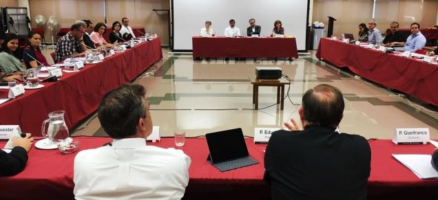 2016-07-02, Gemeinsame Vollversammlung der Leitungsräte 05