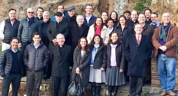2018-01-25, IV. Allgemeines Plenum von Regnum Christi in Rom