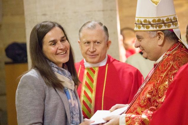 2018-11-27, Kanonische Anerkennung der gottgeweihten Frauen 01b