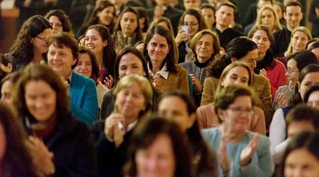 2018-11-27, Kanonische Anerkennung der gottgeweihten Frauen 02