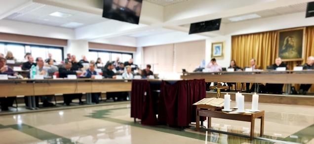 2018-11-28, Generalversammlung, Plenumssaal 03b